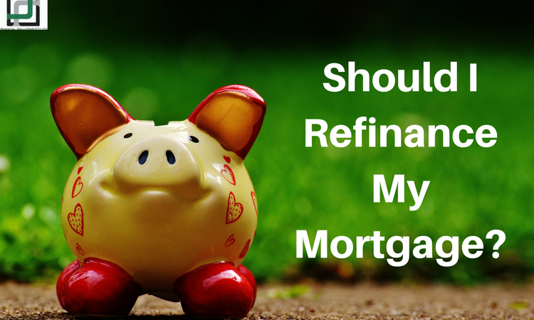 Should I Refinance My Mortgage_